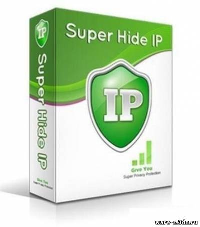Super Hide IP 3.0.9.2 (2011) Rus