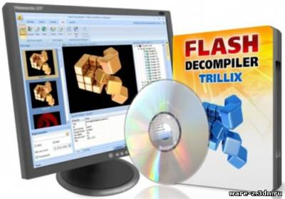 Flash Decompiler Trillix v5.3.1370.0 Rus