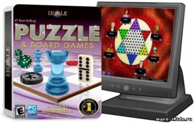 Hoyle Puzzle And Board Games 2012 (2011)