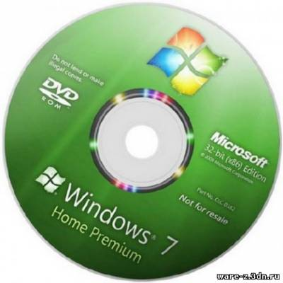 Windows 7 Home Premium SP1 x86 [LITE] (2011/RUS)