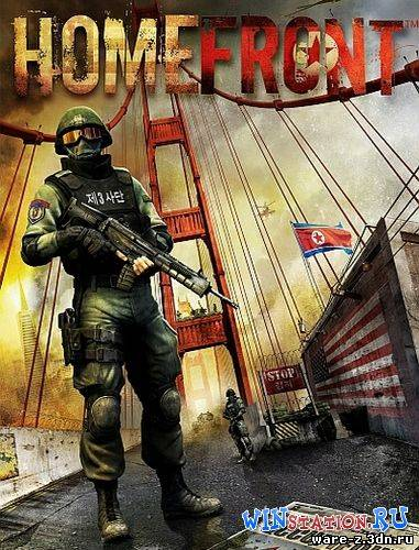 Homefront [v.1.0.384501] (2011/RUS/Rip by R.G. UniGamers)