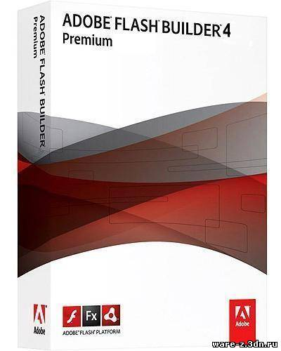 Adobe Flash Builder v.4.6 Premium (x86/x64/RU/EN)