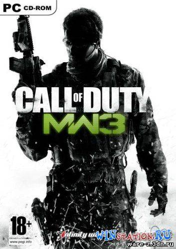 Call of Duty: Modern Warfare 3 (PC/2011/repack)