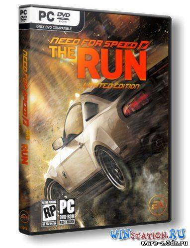 Need for Speed: The Run [limited edition](PC/RUS/2011/repack)