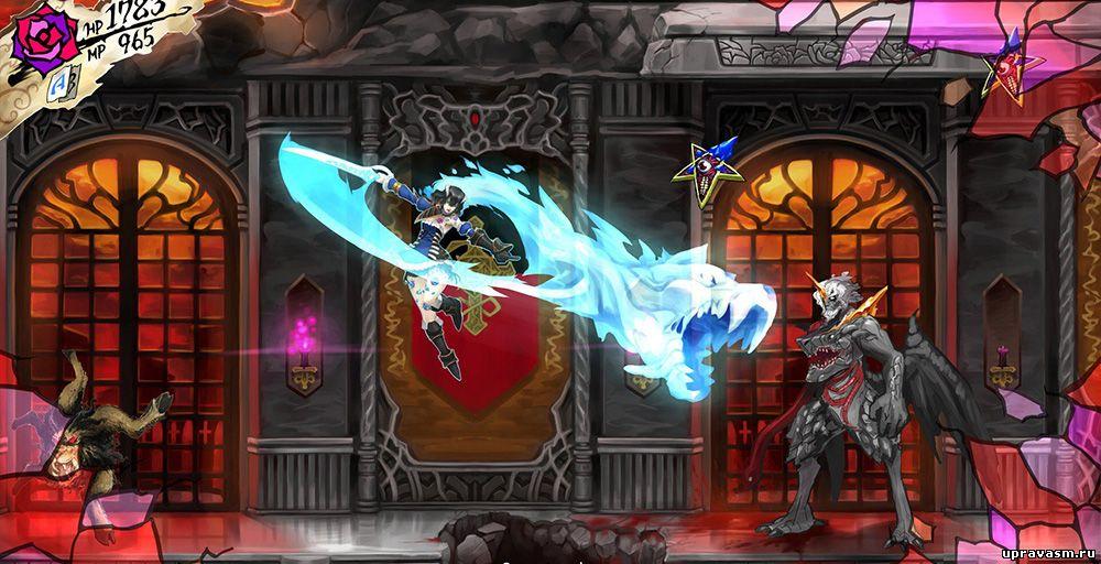 Официально анонсирован духовный наследник игры Castlevania, под названием Bloodstained: Ritual of the Night