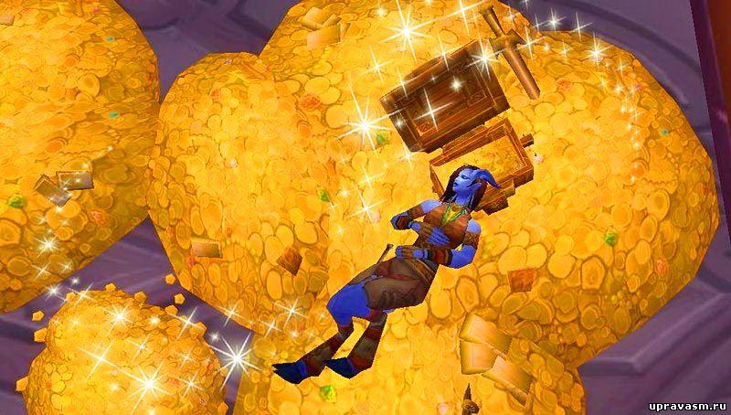 Время - золото в World of Warcraft