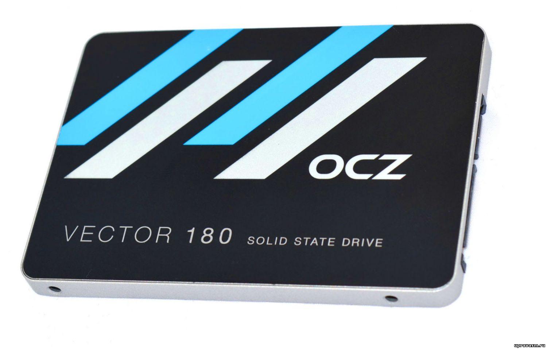 Тестирование SSD OCZ Vector 180