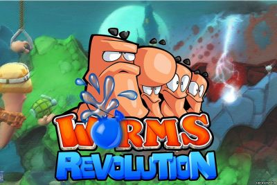 Рецензия Worms Revolution