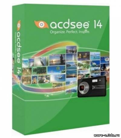 ACDSee 14.1 Build 137 RUSSIAN